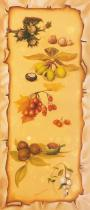 obrazy, reprodukce, Štyri ročné obdobia - jeseň - podzim