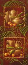 obrazy, reprodukce, Dvojaký vázy 2