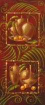 obrazy, reprodukce, Dvojaký vázy 1