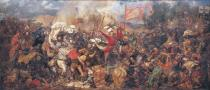obrazy, reprodukce, Bitka pod Grunwald