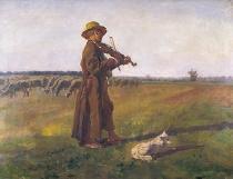 obrazy, reprodukce, Pastier