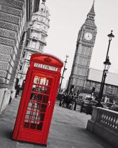 bestseler: Big Ben and phone booth