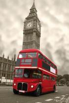 obrazy, reprodukce, London 2
