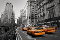 obrazy, reprodukce, Taxi 3