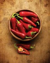 obrazy, reprodukce, Chilli papričky 2