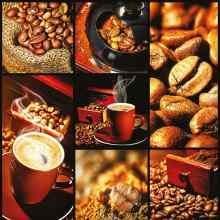obrazy, reprodukce, Coffee time