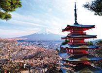 obrazy, reprodukce, Hora Fuji