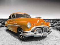 obrazy, reprodukce, Old American car 12