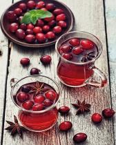 obrazy, reprodukce, Šípkový čaj