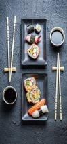 obrazy, reprodukce, Sushi 3