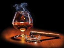 obrazy, reprodukce, Whisky