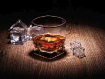 obrazy, reprodukce, Whisky on the rocks