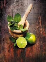 bestseler: Limeta & máta