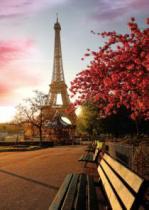 obrazy, reprodukce, Paříž - Eiffelova věž na jaře