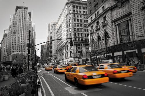 obraz Taxi 3