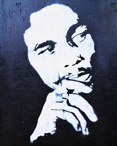 obraz Bob Marley