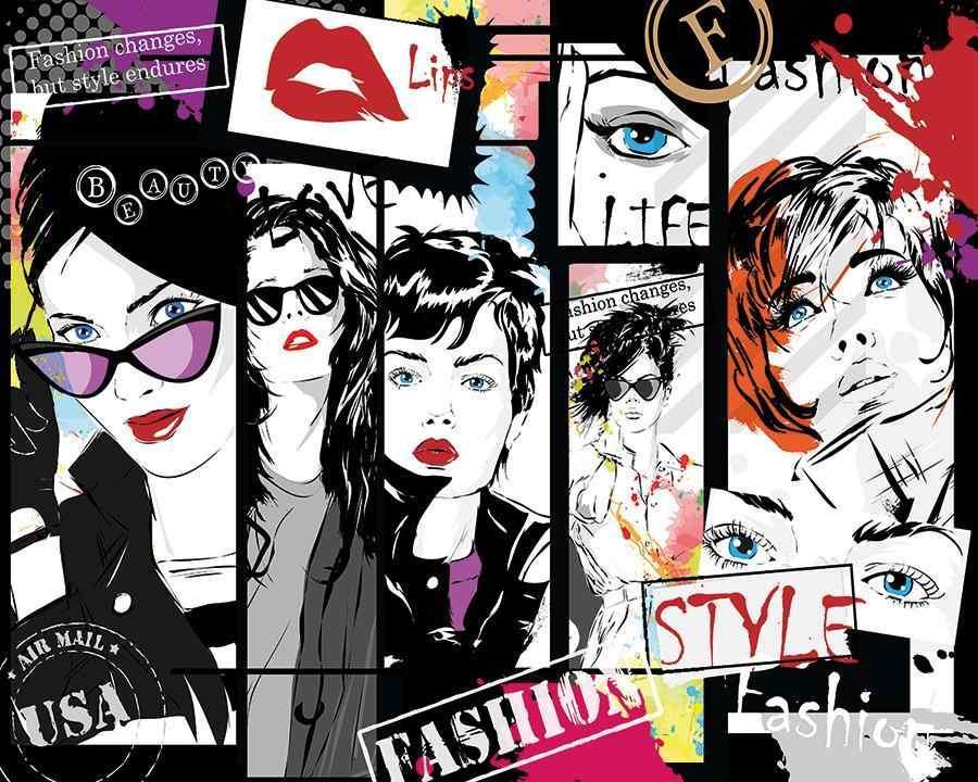 obraz Fashion 1