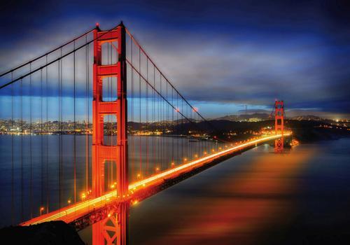 obraz Golde Gate Bridge