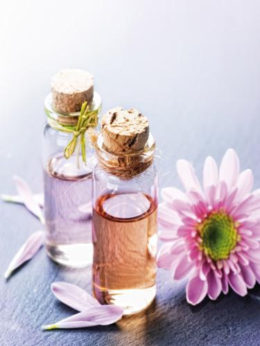obraz Květinové oleje