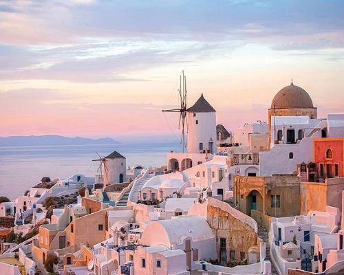 obraz Řecko - Santorini