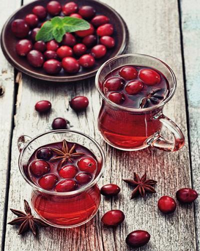 obraz Šípkový čaj
