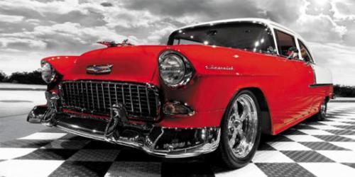 obraz Starý Chevrolet