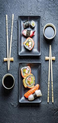 obraz Sushi 3