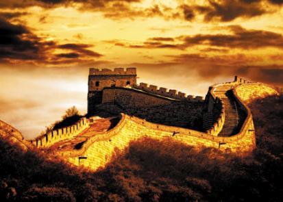 obraz Velká čínská zeď