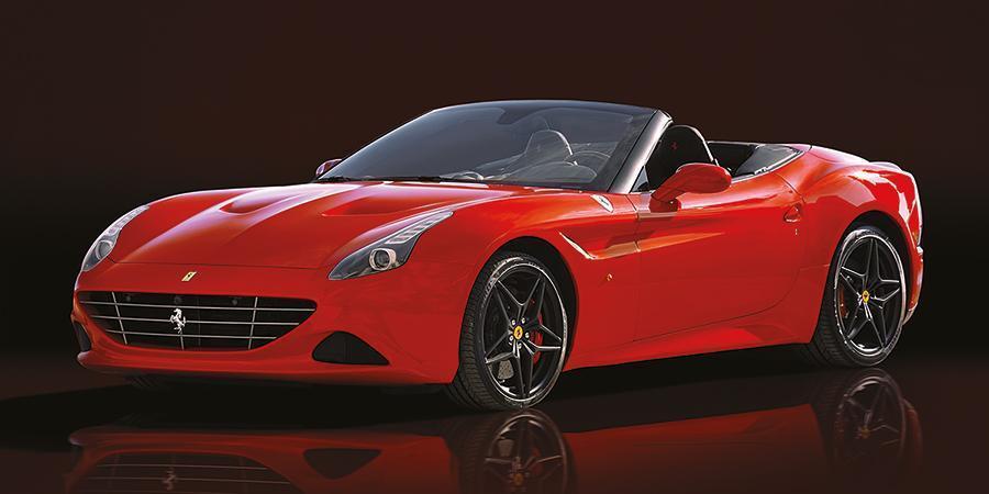 obraz Ferrari California T