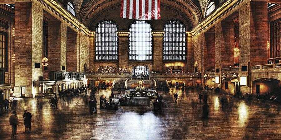 obraz New York Grand Central Station
