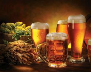 obraz Pivo
