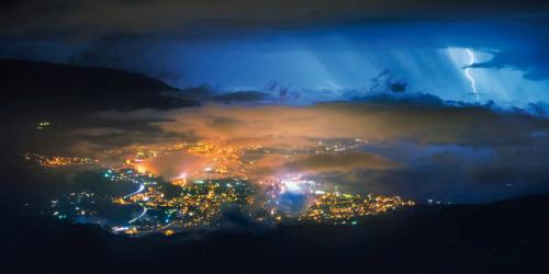 obraz Bouře