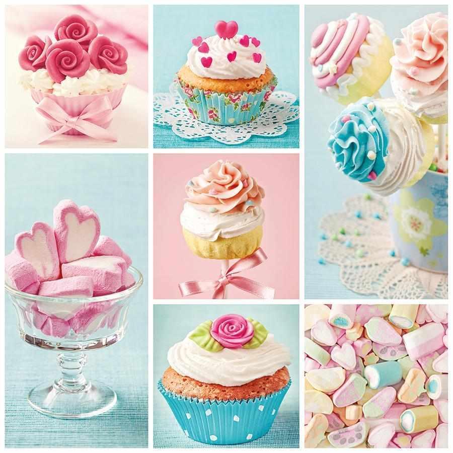 obraz Cupcakes
