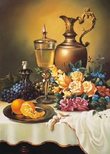 obraz Zátišie s ružami