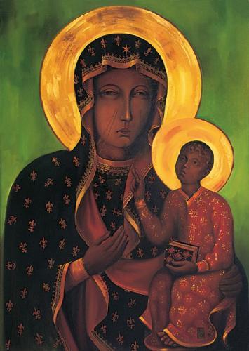 obraz Matka Boží