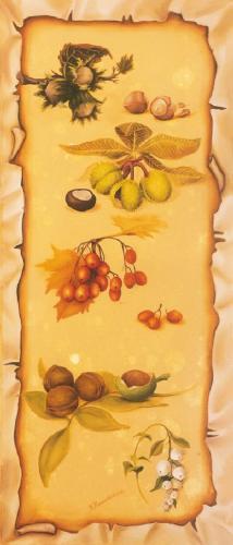 obraz Štyri ročné obdobia - jeseň - podzim