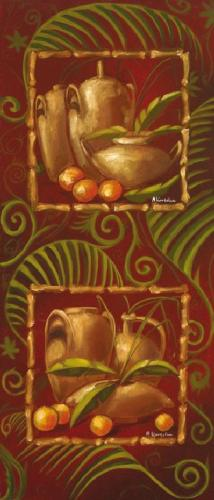 obraz Dvojí vázy 2