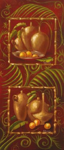 obraz Dvojaký vázy 1