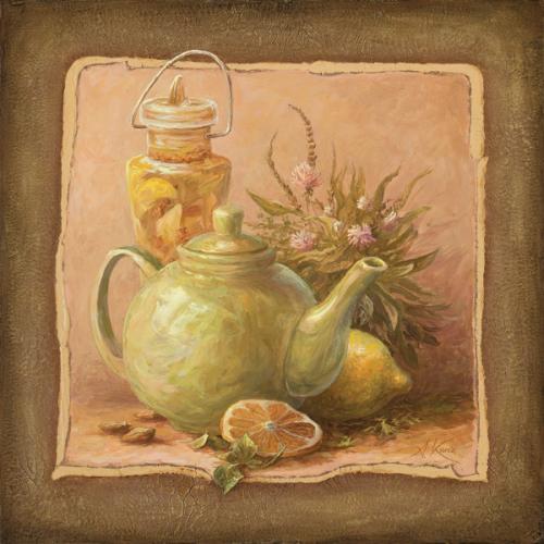 obraz Čajník