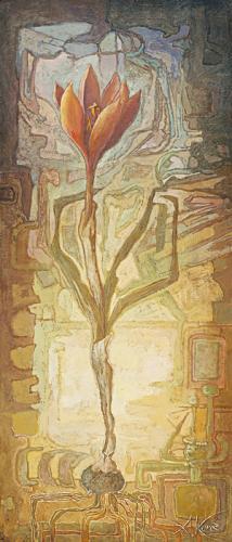obraz Šafrán