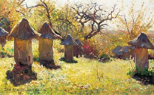 obraz Úly na Ukrajině