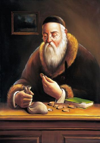 obraz Měšec